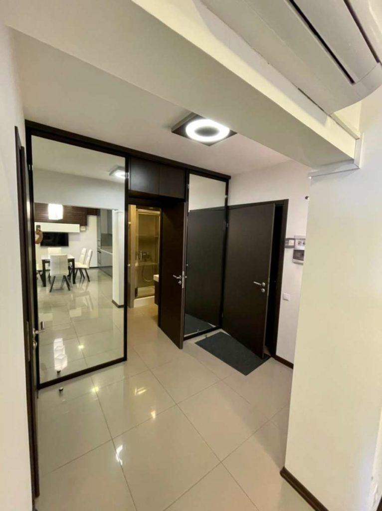 Апартаменты с видом и ремонтом в ЖК Лазурный Элит 15
