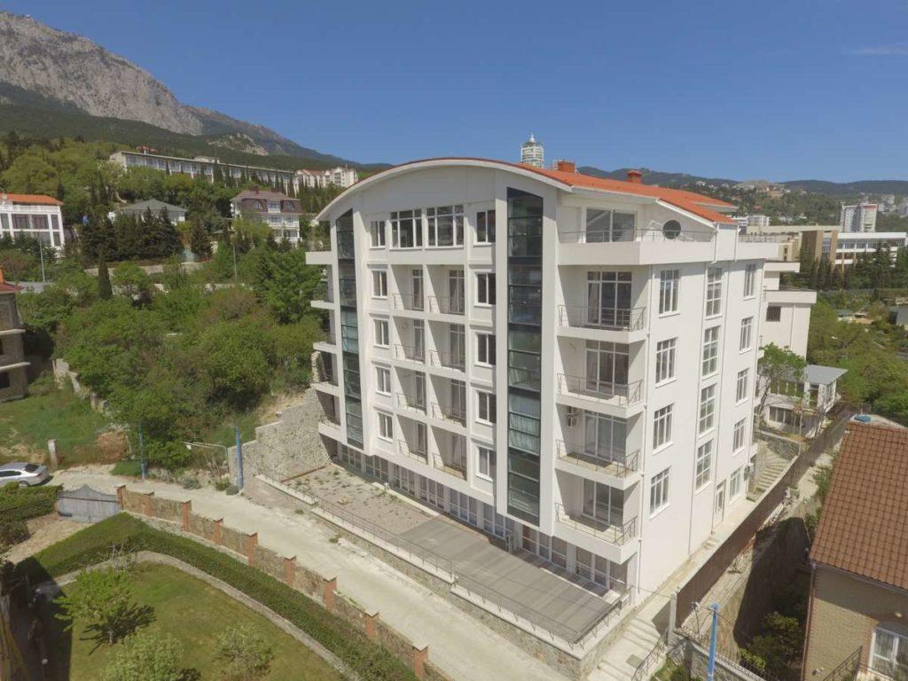Квартира с террасой в пгт Кореиз 26