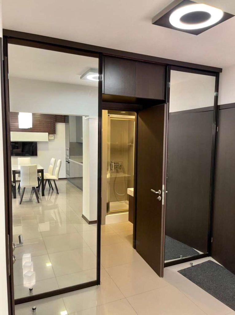 Апартаменты с видом и ремонтом в ЖК Лазурный Элит 24