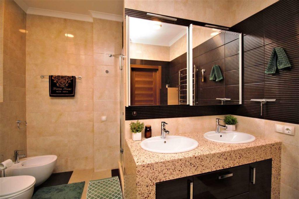 Квартира для жизни в ЖК Долина Гор 15