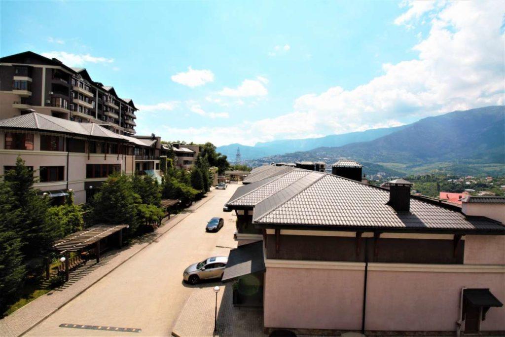 Квартира для жизни в ЖК Долина Гор 17