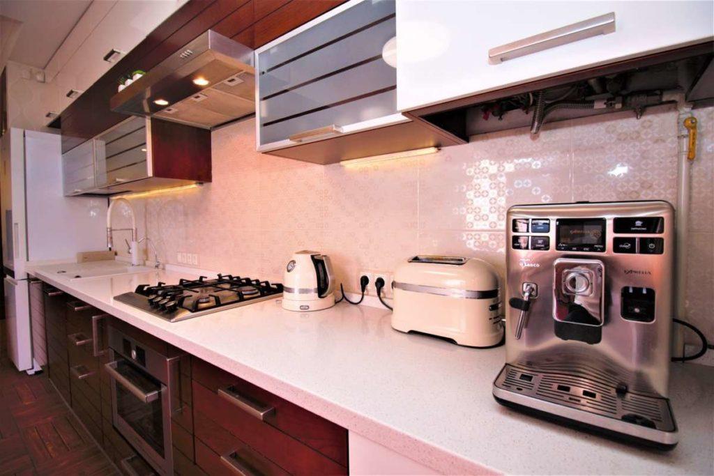 Квартира для жизни в ЖК Долина Гор 27