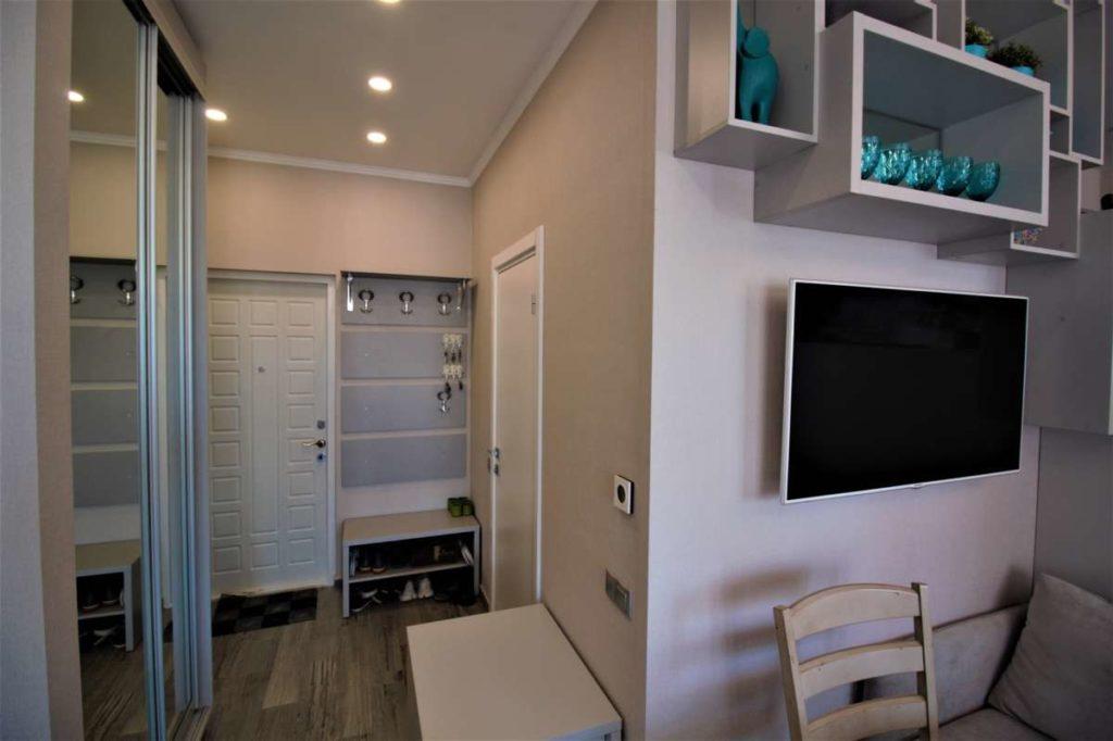 Квартира с террасой в пгт Кореиз 8
