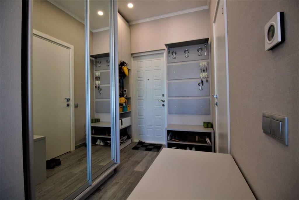 Квартира с террасой в пгт Кореиз 9