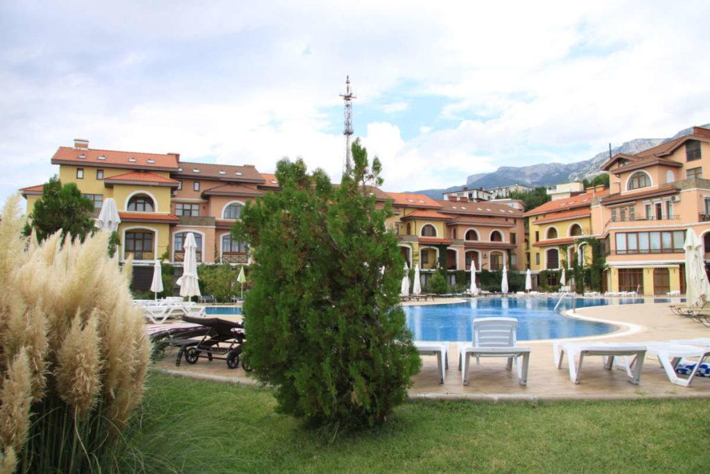 Квартира в ЖК Испанская деревня 18
