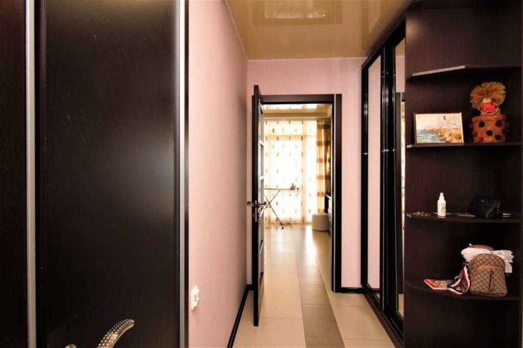 3х комнатная дизайнерская квартира в ЖК Лазурный Элит 9