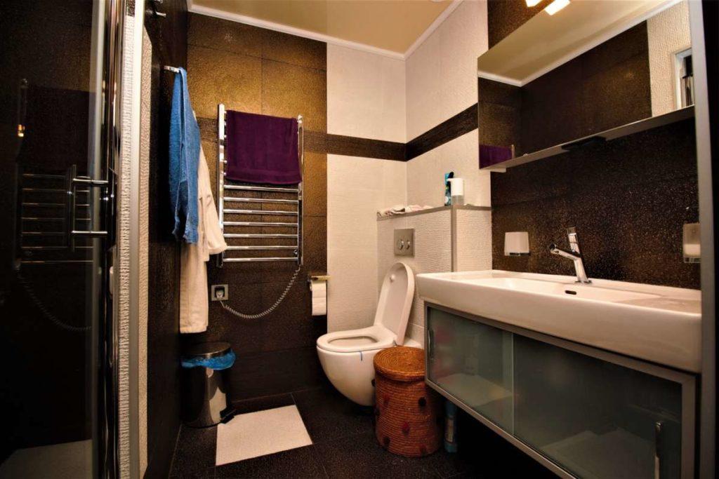 3х комнатная дизайнерская квартира в ЖК Лазурный Элит 12
