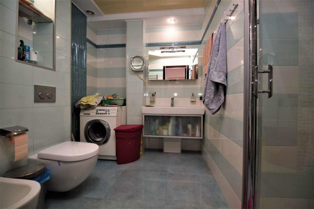 3х комнатная дизайнерская квартира в ЖК Лазурный Элит 13