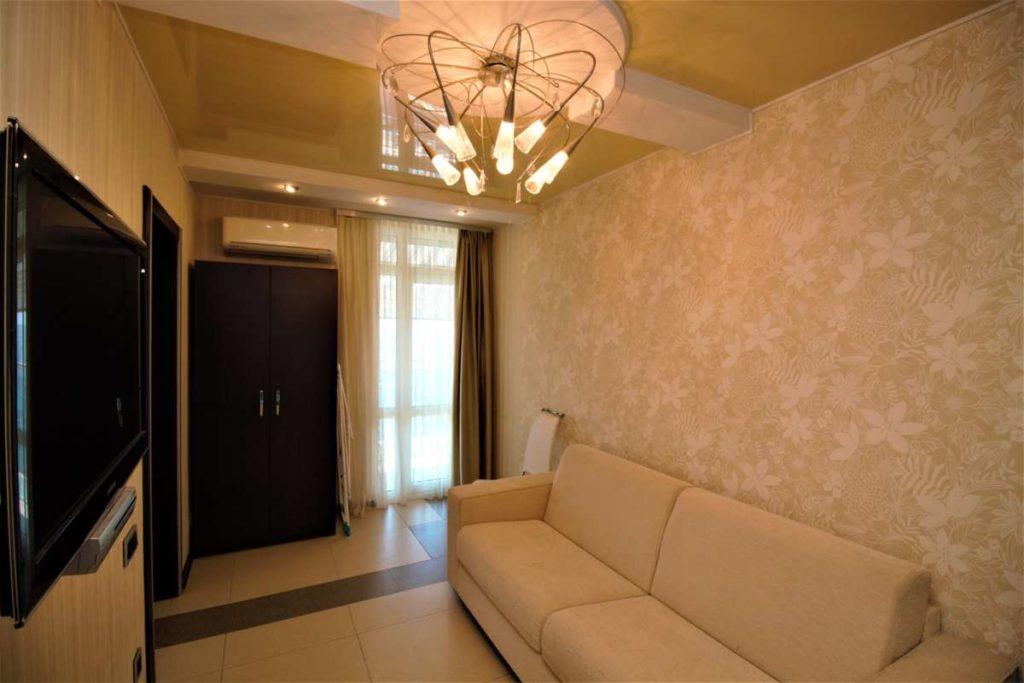 3х комнатная дизайнерская квартира в ЖК Лазурный Элит 19