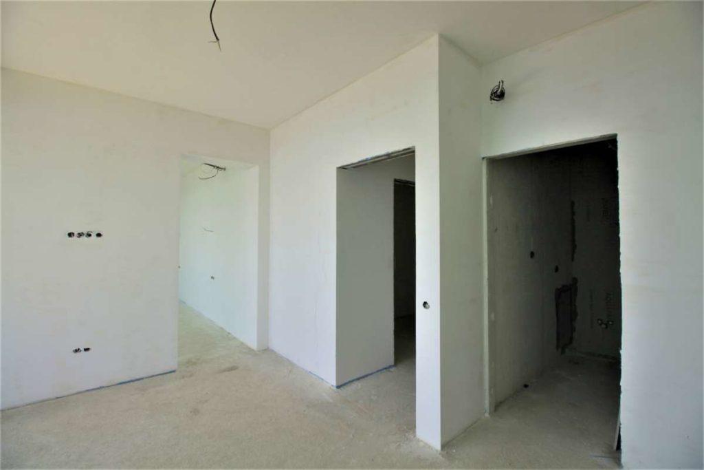 Трехкомнатная квартира в ЖК Гурзуф Ревьера 10