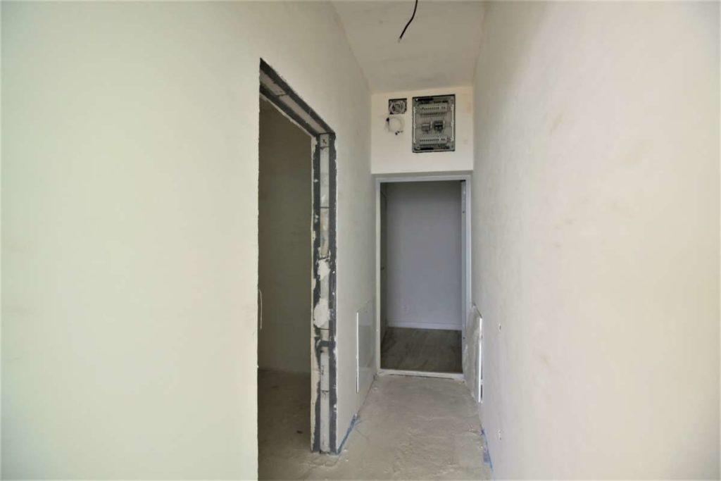 Трехкомнатная квартира в ЖК Гурзуф Ревьера 11